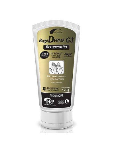 Creme Recuperação RegeDerm G3 120g - Nutriex