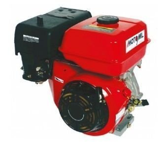Motor Estacionario a Diesel - 10HP - 3600RPM - Partida Eletrica - MD186E - Motomil