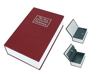 Cofre Camuflado Grande (24x16x6cm) Bs240 Formato Dicionário