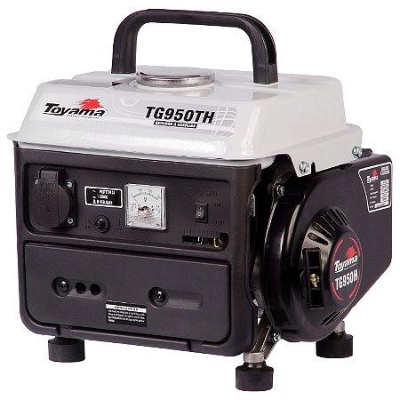 Gerador De Energia A Gasolina 800w Home Tg950th 127v - Toyama