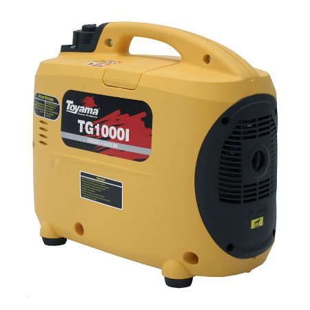 Gerador Digital Tg1000i 1.0kva 127v A Gasolina - Toyama