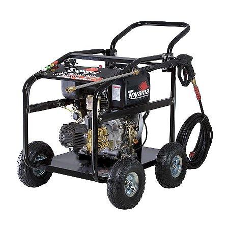 Lavadora Alta Pressão À Diesel 3000 Libras Hld3600de - Toyama