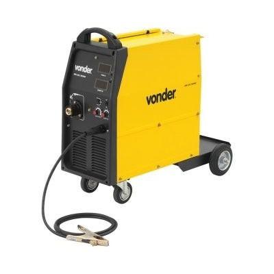 Máquina Para Solda Mig/mag Mm 251 Monofásica - Vonder