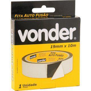 Fita Autofusão 19mm X 10m - Vonder