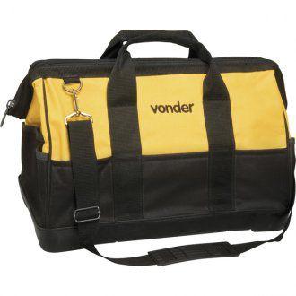 Bolsa De Lona P/ Ferramentas 400mm X 200mm X 300mm - Vonder