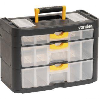 Organizador plástico OPV 0400 - Vonder