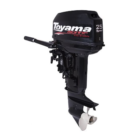 Motor De Popa De Barco À Gasolina Tm25ts  25 Hp - Toyama