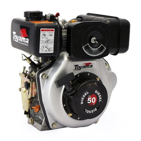 Motor A Diesel 4,7 Hp Td50f - Toyama