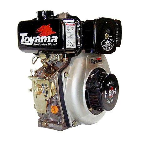 Motor A Diesel 4,7 Hp Td50fs - Toyama