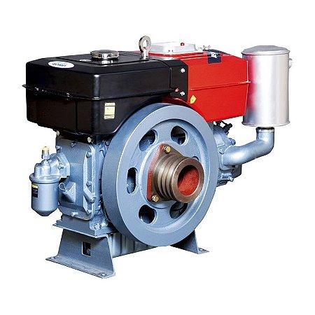 Motor Diesel Tdw18de2 903cc 16hp Part Elétrica - Toyama