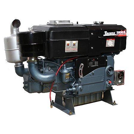 Motor Diesel Tdwe30ehd 30 Hp Part Eletrica - Toyama
