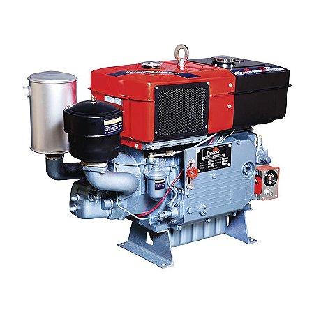 Motor Diesel Tdw18dre 16.5 Hp Part Elétrica - Toyama