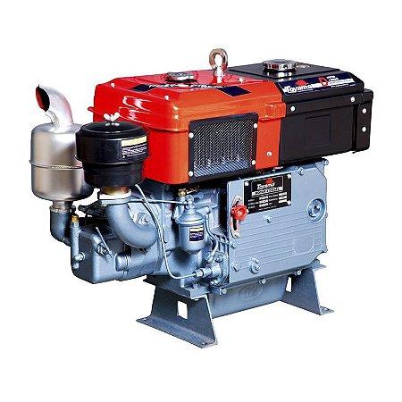 Motor Diesel Tdw30dre 27.5 Hp Part Elétrica - Toyama