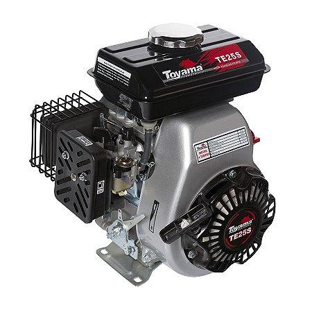 Motor A Gasolina 4t 2.5hp Te25s - Toyama