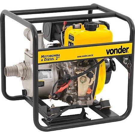 Motobomba A Diesel 2 - Vonder