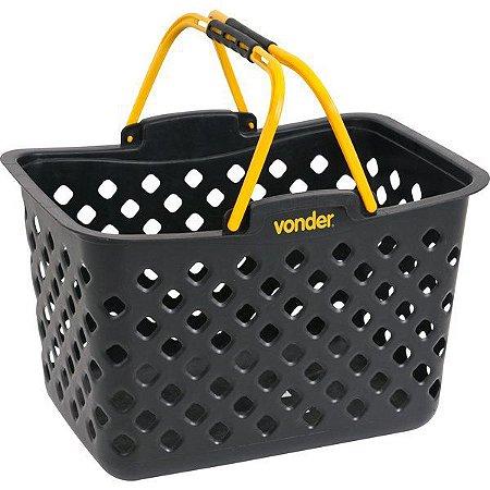 Cesto Plástico - Vonder