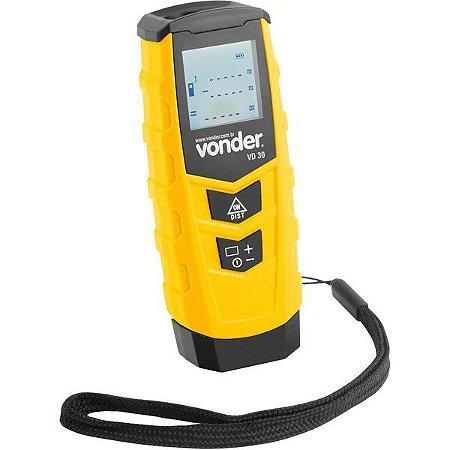 Medidor De Distância A Laser 30 M Vd 30 Vonder