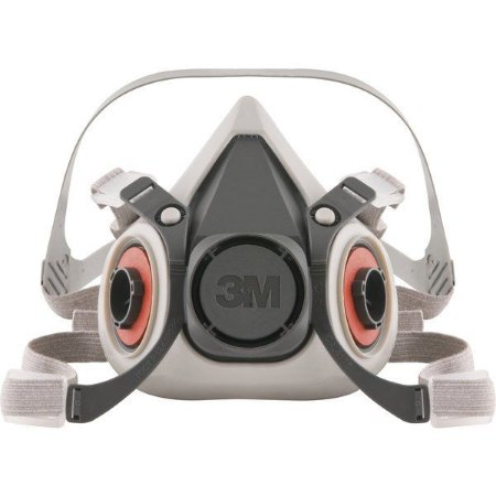 Respirador semifacial médio 6200 3M