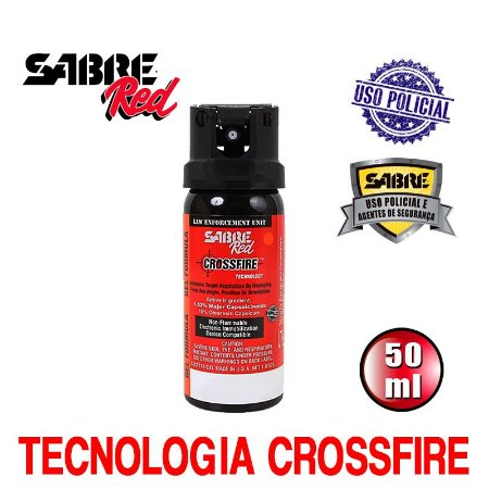 .SPRAY DE PIMENTA SABRE CROSSFIRE