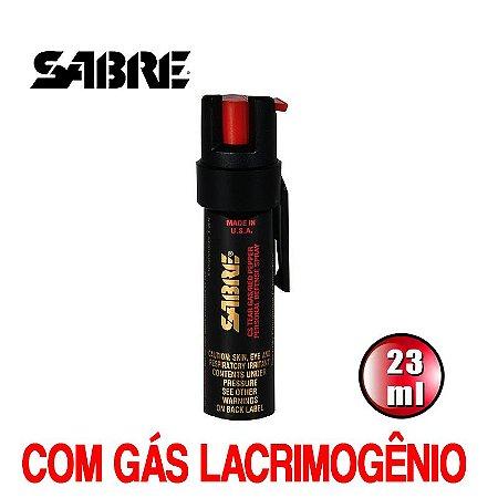 .SPRAY DE PIMENTA SABRE TRIPLA AÇÃO