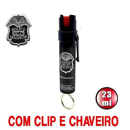 .SPRAY DE PIMENTA POLICE MAGNUM