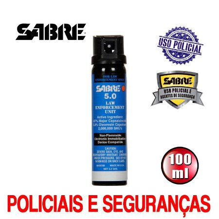 .SPRAY DE PIMENTA SABRE 5.0