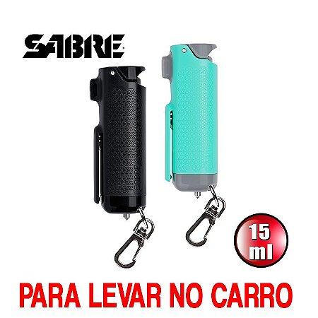 .SPRAY DE PIMENTA SABRE TRIPLA FUNÇÃO