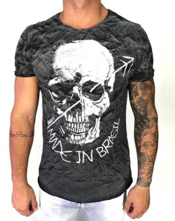 Camiseta Made In Brasil - Rant - Imperium Store - Shopping Online de ... 3ca45cfa11e