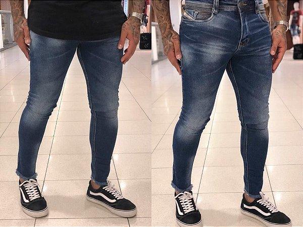 4968ecc52 Calça Jeans Skinny Barra Desfiada - Degrant - Imperium Store ...
