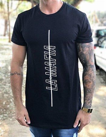 Camiseta Longline Mafia X - La Mafia - Imperium Store - Shopping ... fce399a2b84bb