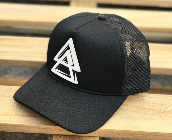 Boné Trucker Lifestyle Black - La Mafia - Imperium Store - Shopping ... e67284ae2b1