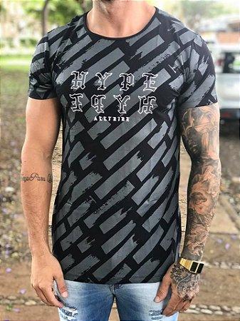 Camiseta Longline Basic Hype Black - Alltribe - Imperium Store ... e22f8f4f310c3