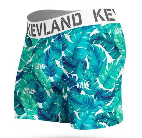 681b9a00002fba Cueca Boxer Folhagem - Kevland