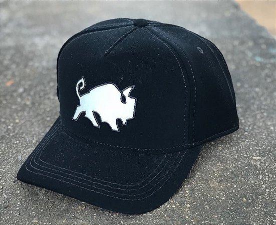 Boné Black Suede - Effel Culture
