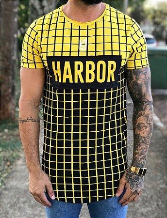 Camiseta Longline Harbor - King Joy