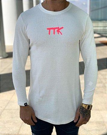 Camiseta Manga Longa T-Car - Totanka