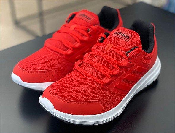 Tênis Galaxy 4 Red - Adidas