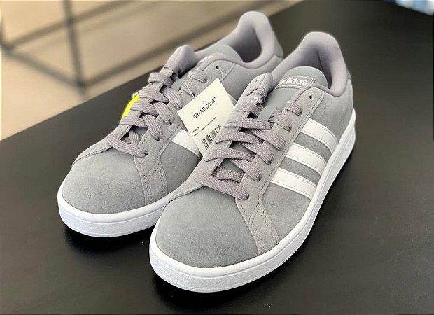 Tênis Grand Court Grey - Adidas