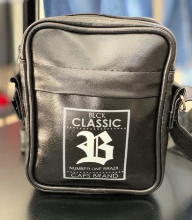 Shoulder Bag Classic Black - BLCK