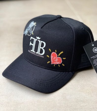 Boné Snapback Angel Heart - FB Exclusive Clothing