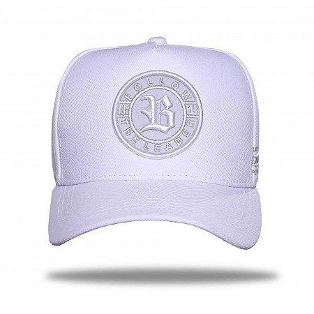 Boné Snapback Perfect Follow Branco - BLCK Brasil