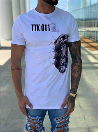 Camiseta Longline Panther - Totanka