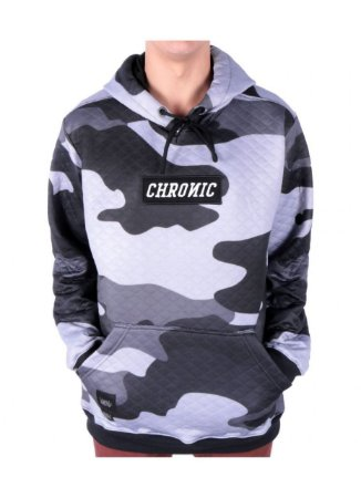Moletom Chronic ORGN Camo Gray