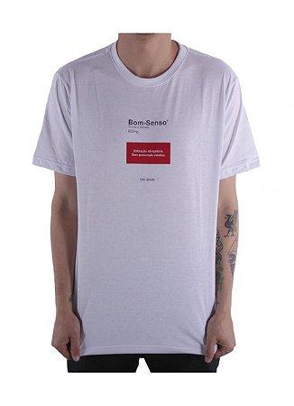 Camiseta Chronic Bom Senso