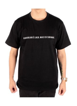 Camiseta Chronic O Bagulho é Louco