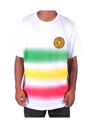 Camiseta Chronic Reggae White