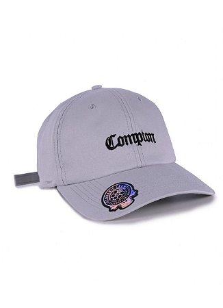 Boné Chronic Compton Cinza - 95inco! - Moda StreetWear Masculina e ... c9001929320