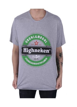 Camiseta Chronic Heinekein - Highneken