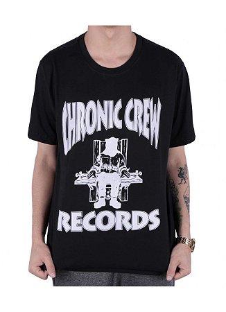 Camiseta Chronic Crew Records