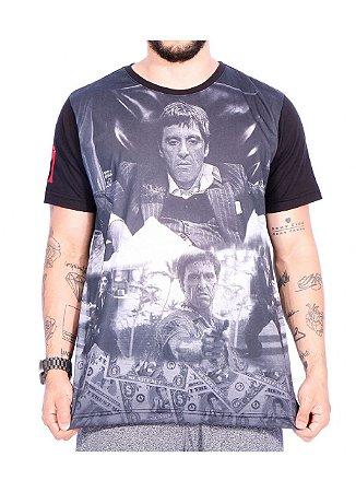 Camiseta Chronic  Tony Montana